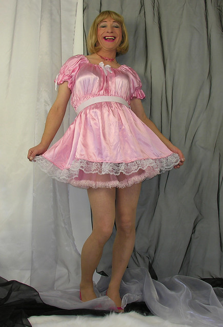 little pink sissy frock | Flickr - Photo Sharing!
