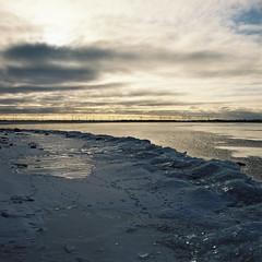 Snow Dunes #1