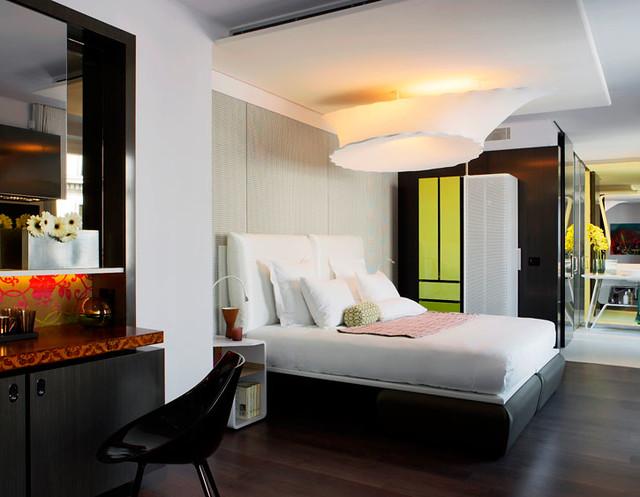 Boscolo Exedra Hotel Rooms