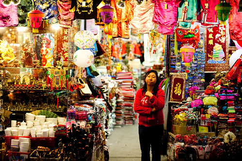 Chinatown, SFO by Thomas Hawk