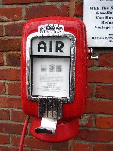 Vintage Air Pump