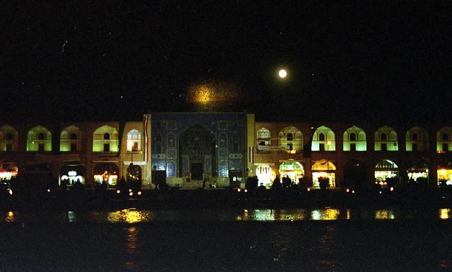 Archives: Isfahan full moon