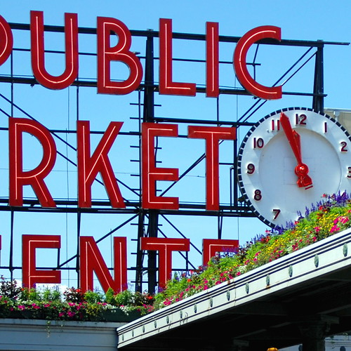 Pike Place Market | by karenpeacock