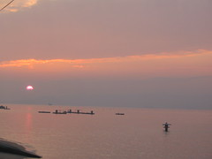 Shiraishi Sunset