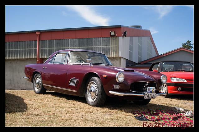 1963 Maserati 3500 GT-I | Flickr - Photo Sharing!