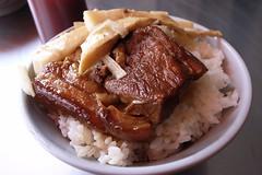 meal, steamed rice, meat, food, dish, cuisine, teriyaki,