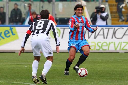 Catania-Siena, precedenti: etnei mai vittoriosi$