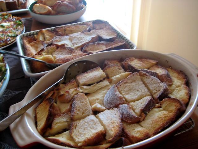 Boozy baked french toast | Flickr - Photo Sharing!