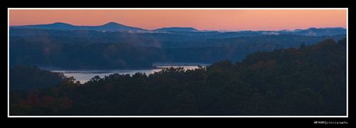 autumn panorama sunrise panoramic lakelanier lakesidneylanier cummingga