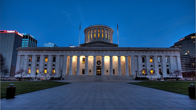 Ohio state capital building flickr photo sharing for Columbus capitale