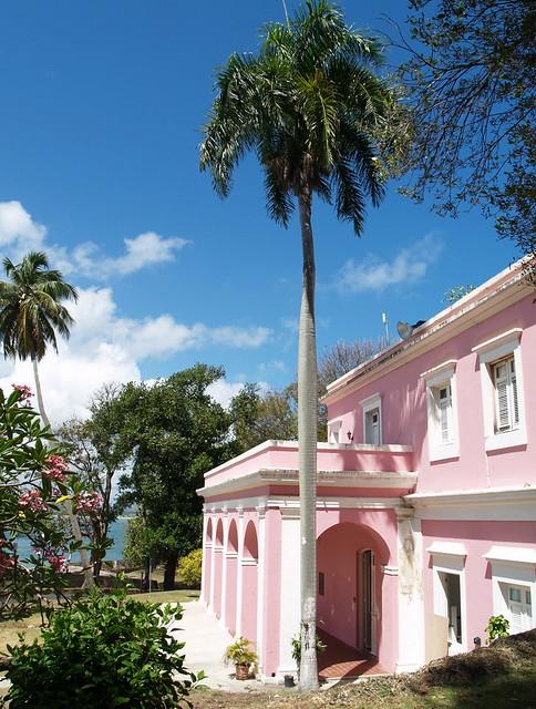 Casa Rosa, Old San Juan