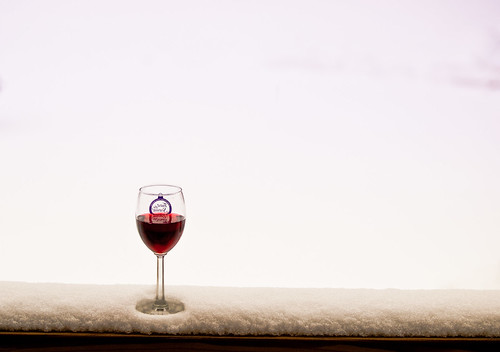 Red Wine and Snow