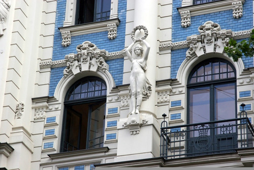 Art Nouveau Capital - Riga, Latvia
