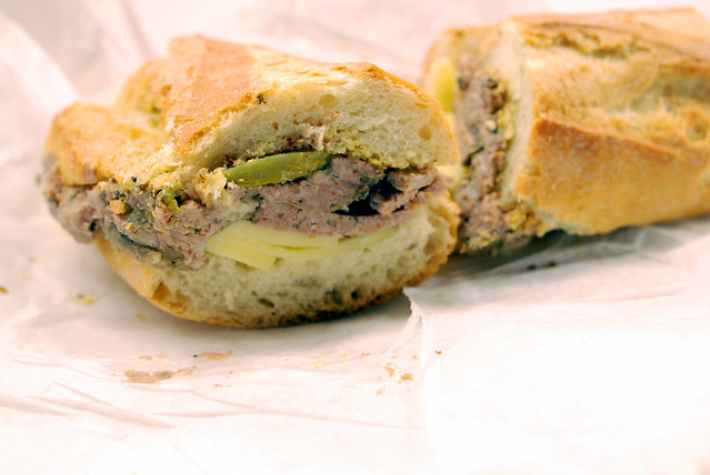 French Market: Sandwich Campagne | Flickr - Photo Sharing!