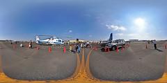Chofu airport open day 2009