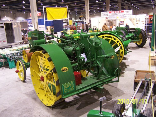 John Deere 1920 Waterloo Boy