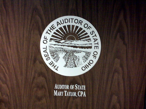 The Canton Office Of Ohio Auditor Mary Taylor