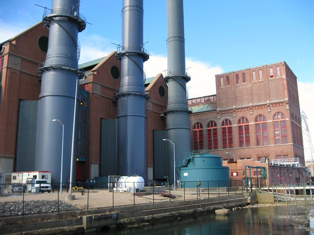 Manchester Street Power Station