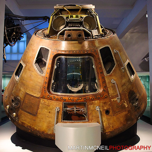 "Apollo 10 Command Module ""Charlie Brown"" 