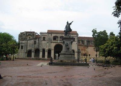 Basílica catedral de Santa María de la Encarnación (Santo Domingo)