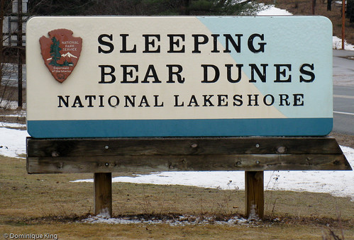 Sleeping Bear Dunes National Lakeshore headquarters-3