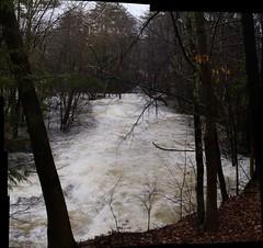 Souhegan River Flooding pano