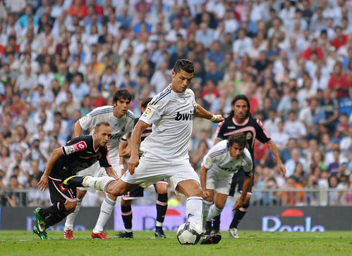 Cristiano Ronaldo vs La Coruña by LizNN7