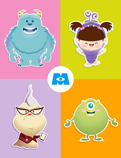 Kawaii Monsters Inc.