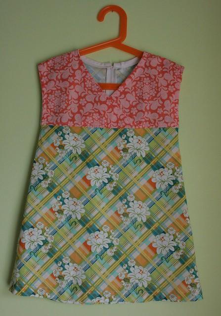 """Meadowsweet"" Spring Dress"