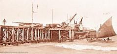 Muelle de pescadores