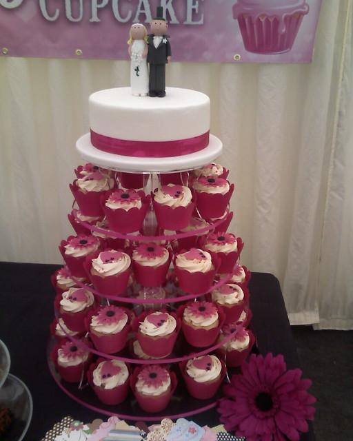 Cupcake Quinceanera Cakes