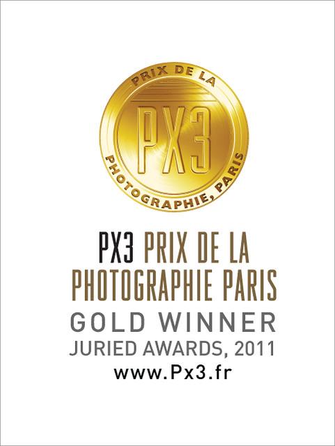 Gold in 2011 px3 prix de la photographie paris competition for Photographie paris