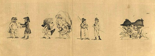 010- Principes De Caricature…-1800-Francois Grose- Staatsbibliothek zu Berlin