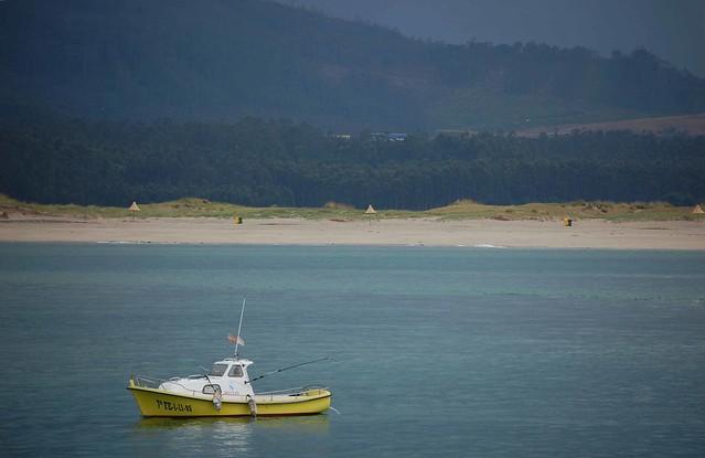 Galiza é así, terra e mar