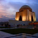 Natural And Artificial Lights On Mazar-E-Quaid by Amir Mukhtar Mughal | www.amirmukhtar.com