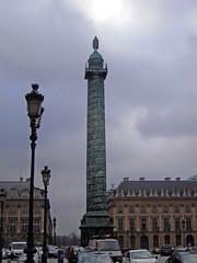 2009.01 PARIS - Place vendôme