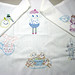 Tea Towel Tour 5 - Stitched by Susie's Sassy Swaggering Stitchers by mochistudios