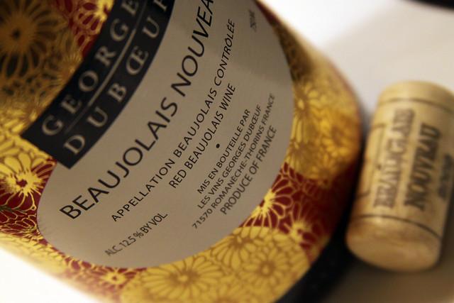 Beaujolais Nouveau Photo: ©theogeo via flickr
