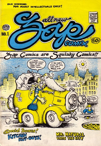 Zap Comix #1