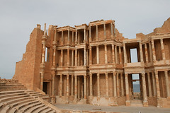 Libye 2009 - Sabratha