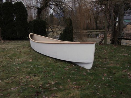 Quick Canoes - Plans for Simple and Cheap plywood canoes