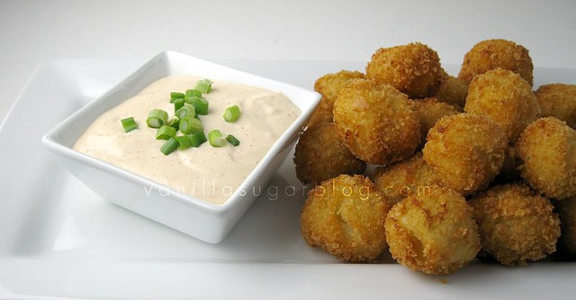 homemade cheesy tater tots