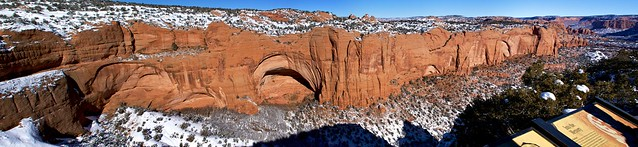 Navajo Monument Pano