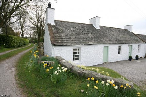 Dumfries Cottages Scottish Cottages Flickr Photo Sharing