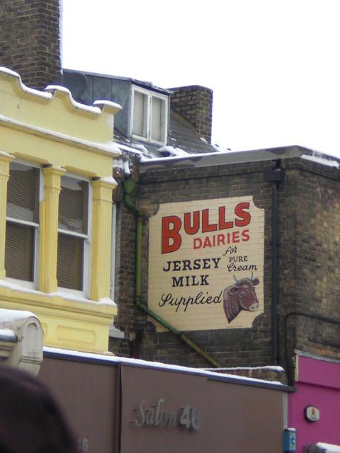 Bulls Dairies, Cambridge