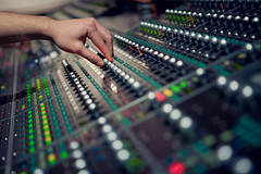 electronic device, audio engineer, mixing console, electronic instrument,