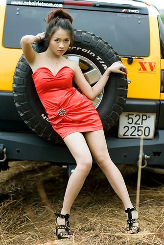 Miss Linh XV
