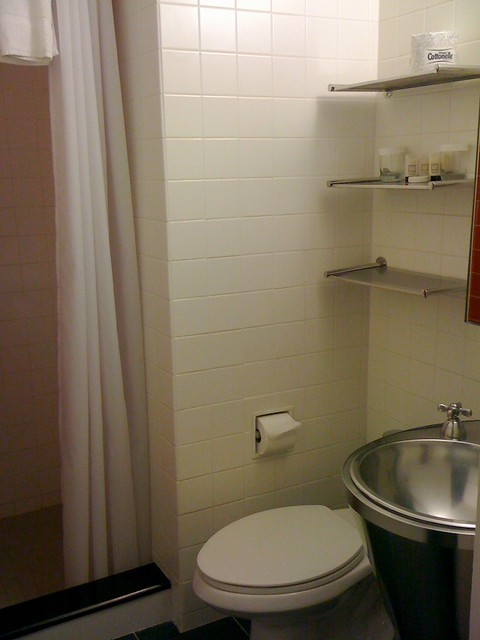 Ive had larger bathrooms on cruise ships! | Flickr - Photo Sharing!