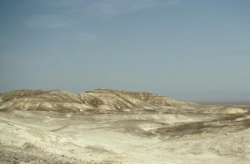 israel desert negev aravavalley parandesert