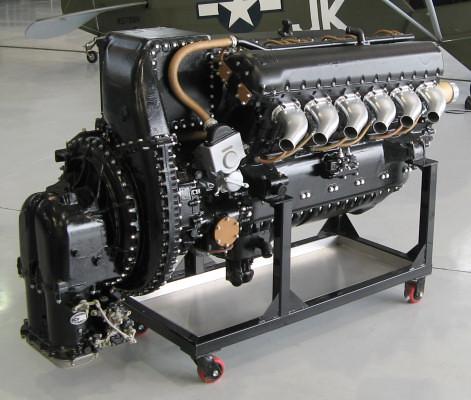 C Ff C on Cadillac Flathead V16 Engine